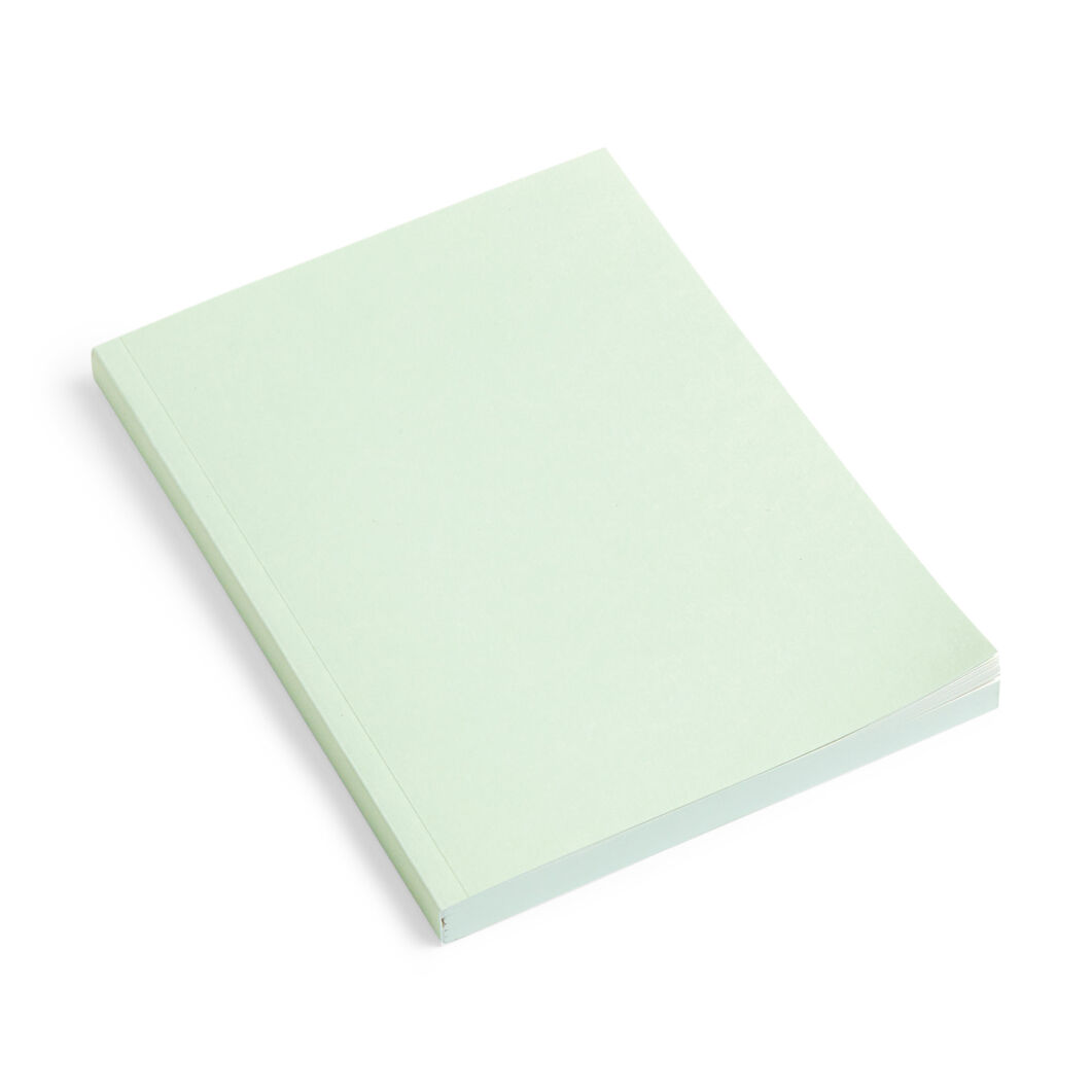 HAY Mono Notebook in color Mint