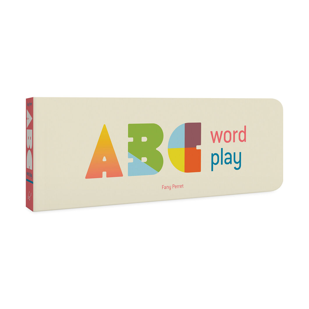 ABC Word Play in color