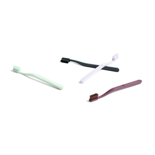 HAY Tann Toothbrush in color Dark Green