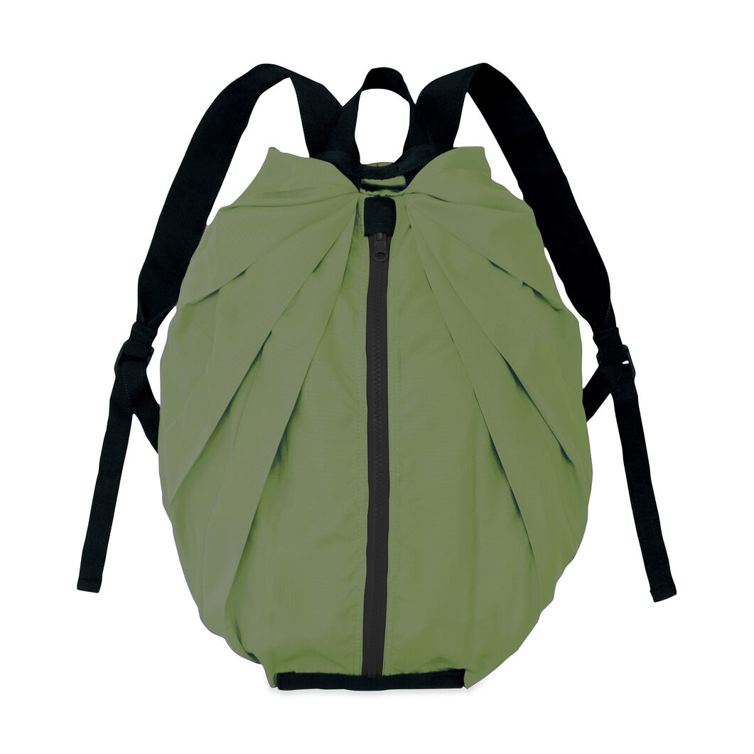 Shupatto Backpack in color Green
