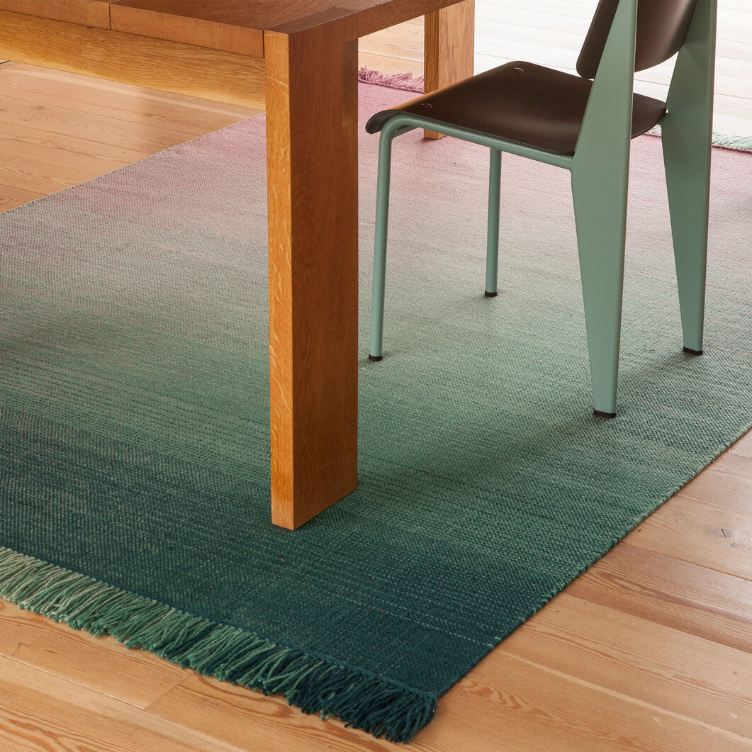 Nanimarquina Shade Rug in color Green