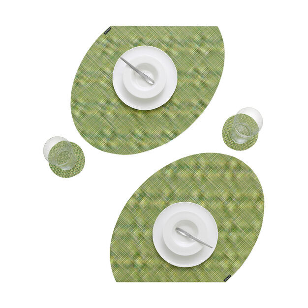 OnEdge Placemat Set in color Green