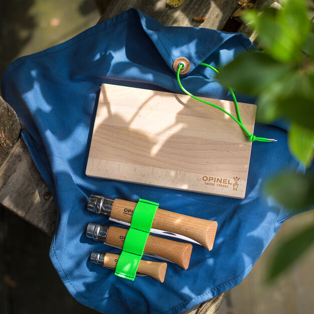 Opinel Nomad Cooking Set in color