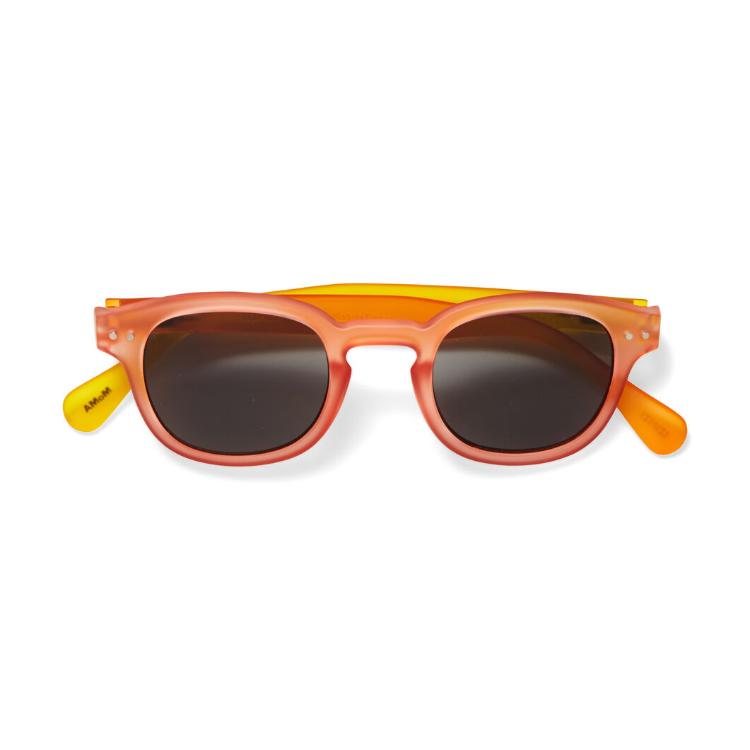 IZIPIZI for MoMA Sunglasses in color Pink
