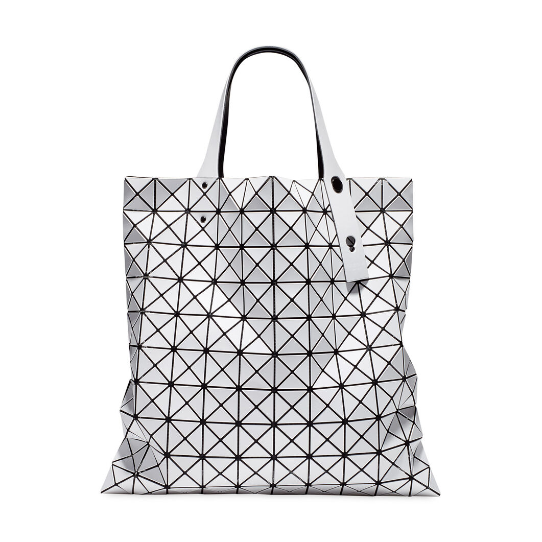 696e3fc768 BAO BAO ISSEY MIYAKE Prism Tote in color White