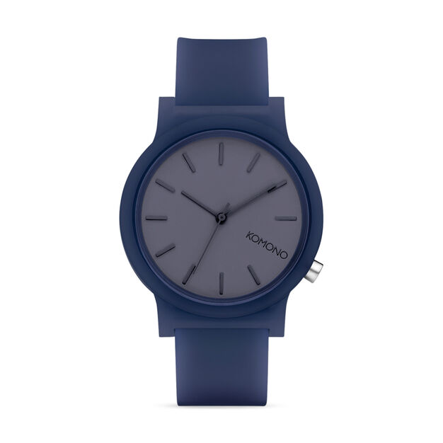 Mono Color Watch in color Navy