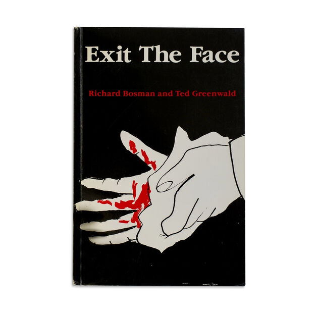 Exit the Face - Paperback in color
