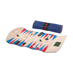 Portable Backgammon in color