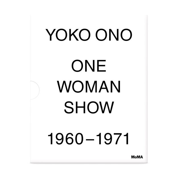 Yoko Ono: One Woman Show  1960-1971 in color