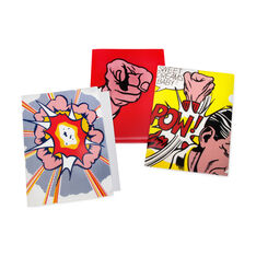 Roy Lichtenstein: Comics File Folders in color