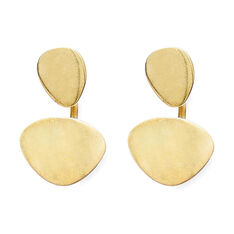 Soko Sabi Moon Jacket Earrings in color