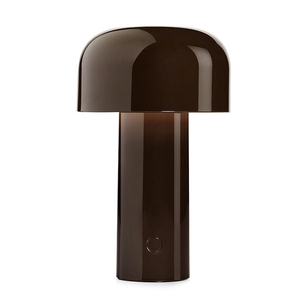 Flos Bellhop Lamp in color Brown