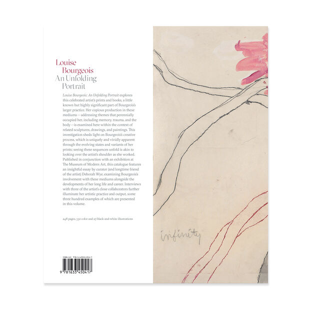Louise Bourgeois: An Unfolding Portrait in color