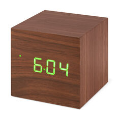 Cube Clock in color
