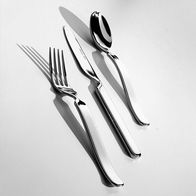 Cinque Stelle Stainless Steel Flatware in color