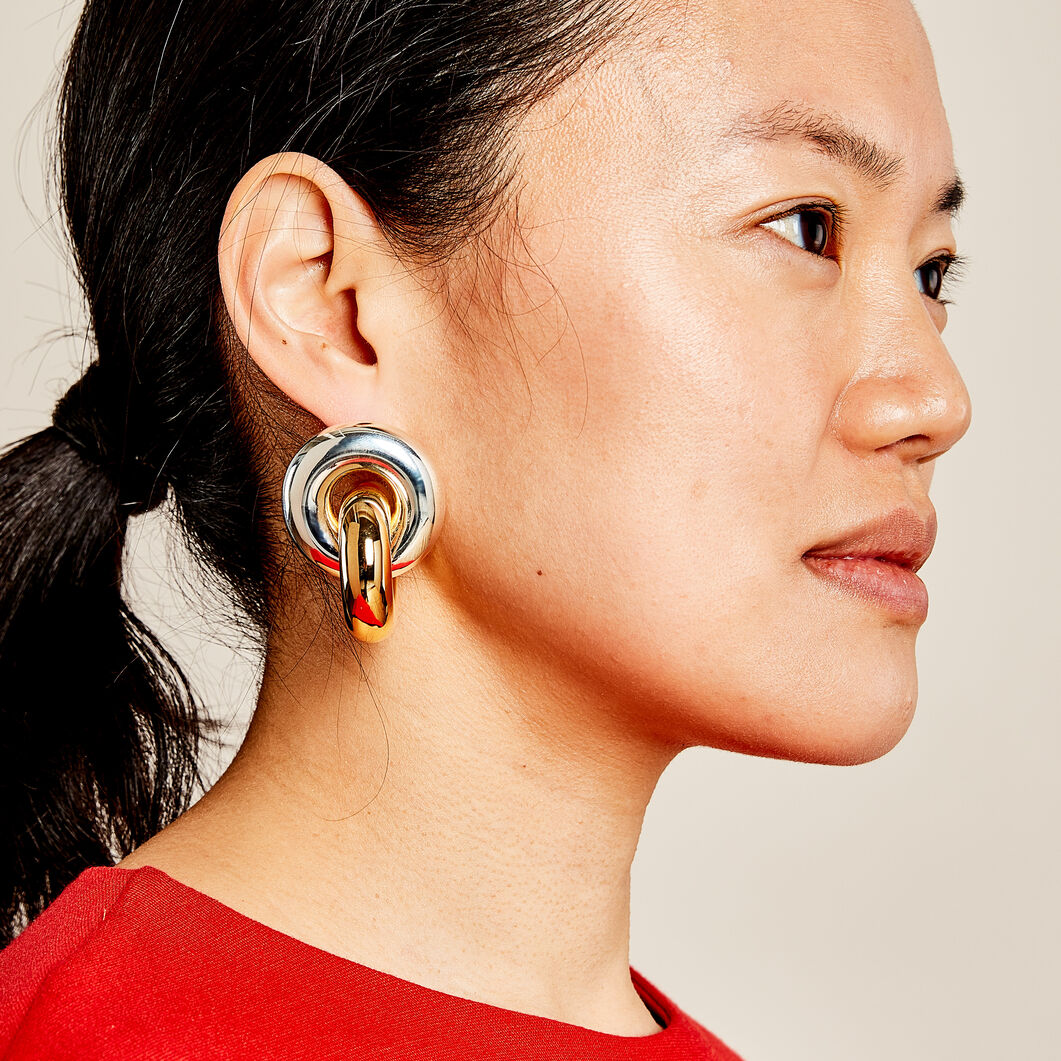 Uncommon Matters Cumulus Earrings in color