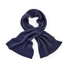 Fleece Scarf in color Blue