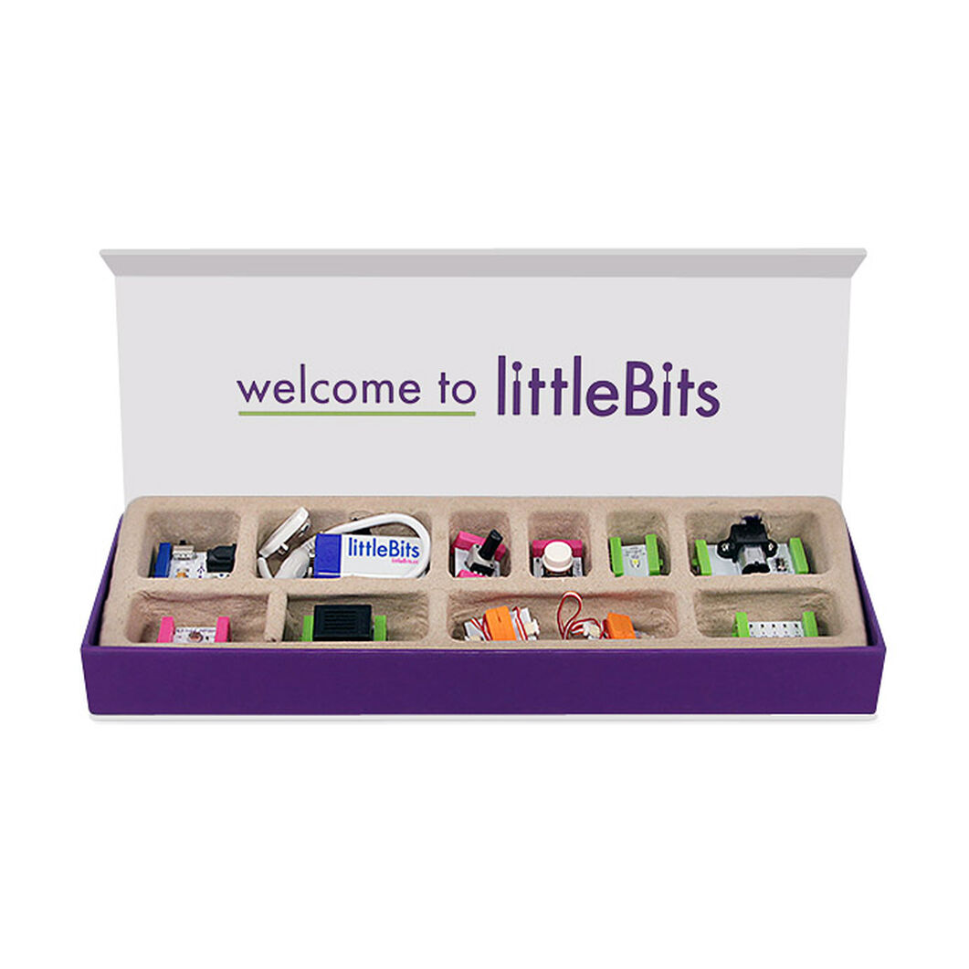littleBits - Base in color