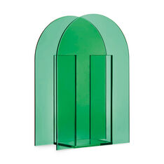 Arch Vase in color Green