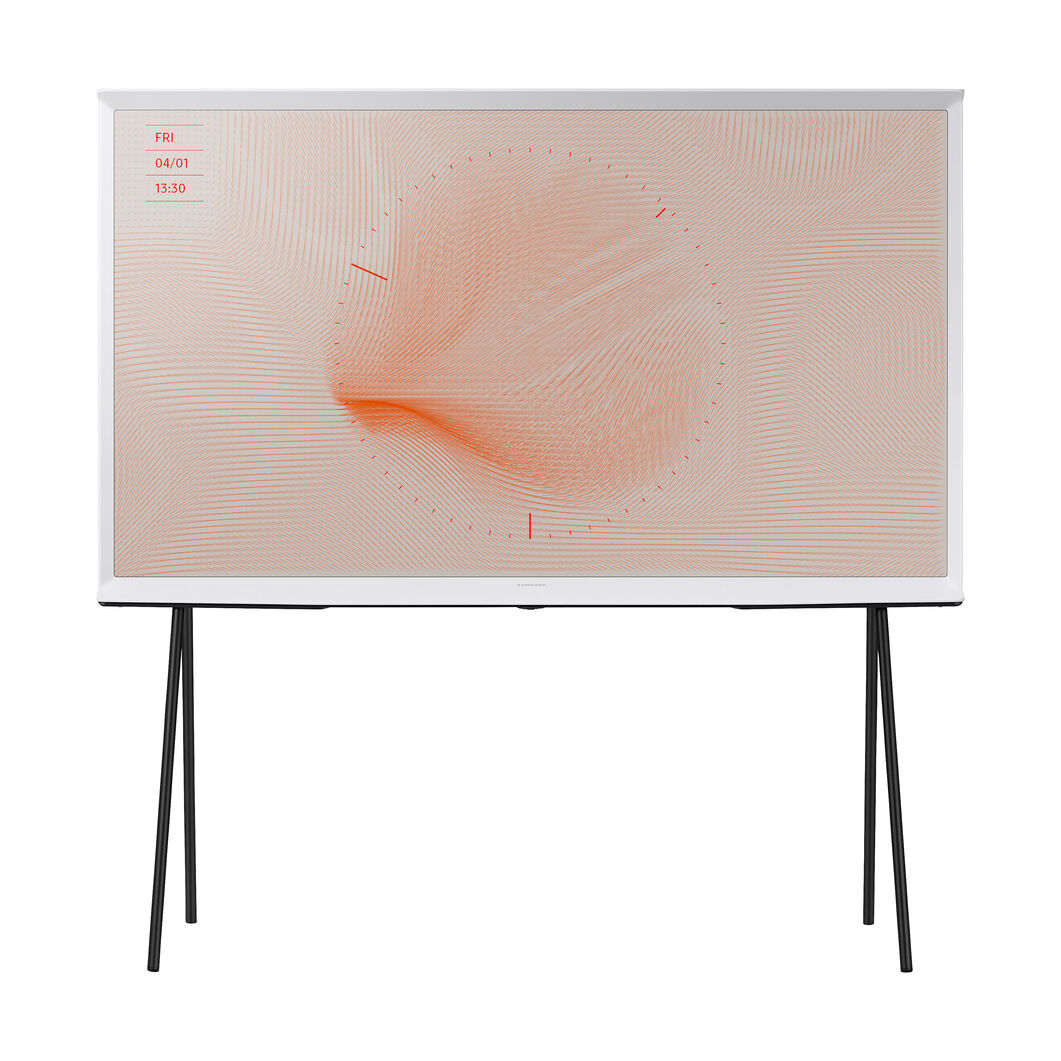 Samsung The Serif 3.0 TV 2020 in color White