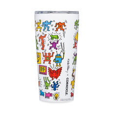 Keith Haring Travel Mug in color