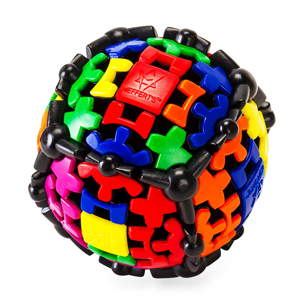 Project Genius Brain Teaser Puzzle in color