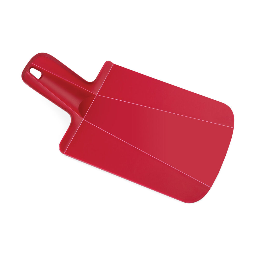 Chop 2 Pot Cutting Board in color Red