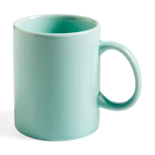 HAY Rainbow Porcelain Mugs in color Mint