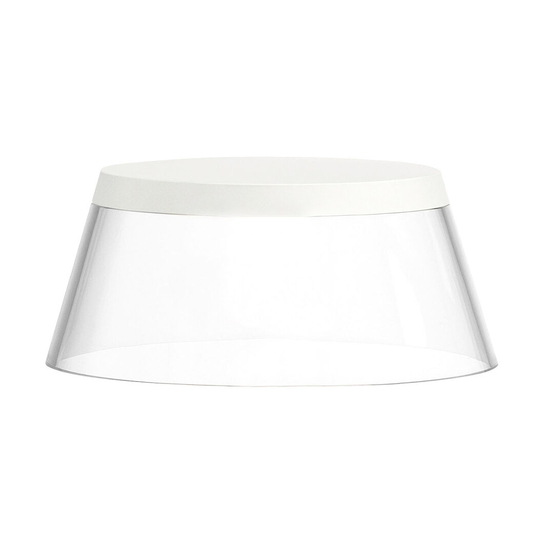 Bon Jour Transparant Lamp Shade in color