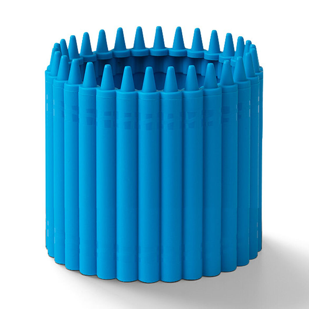 Crayola® Crayon Cup in color Blue