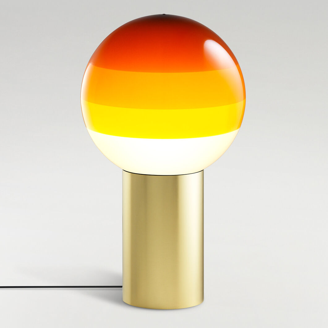 Dipping Table Lamp - Large in color