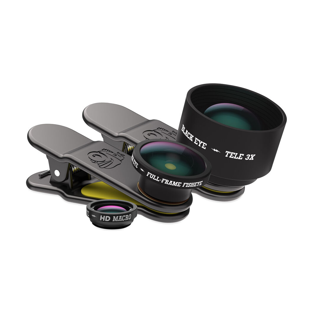 Universal Camera Lens Kit in color