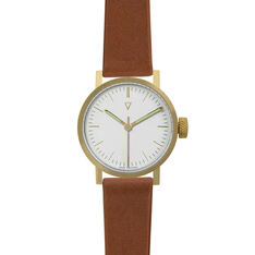 VOID V03P Ladies Watch- Brown in color White