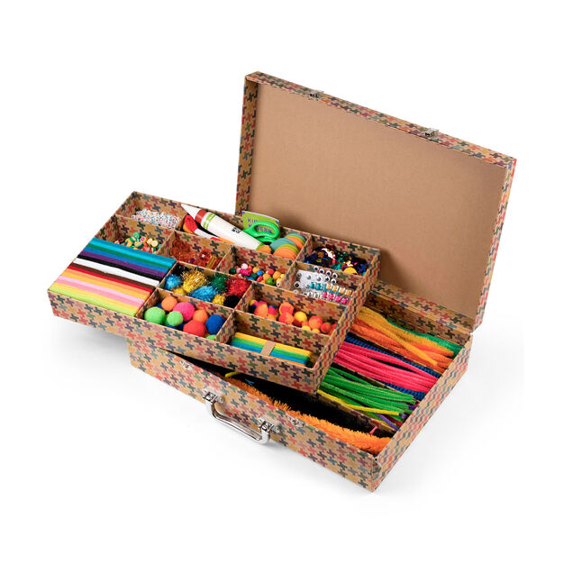 Kid Made Modern Arts and Crafts Supply Library in color