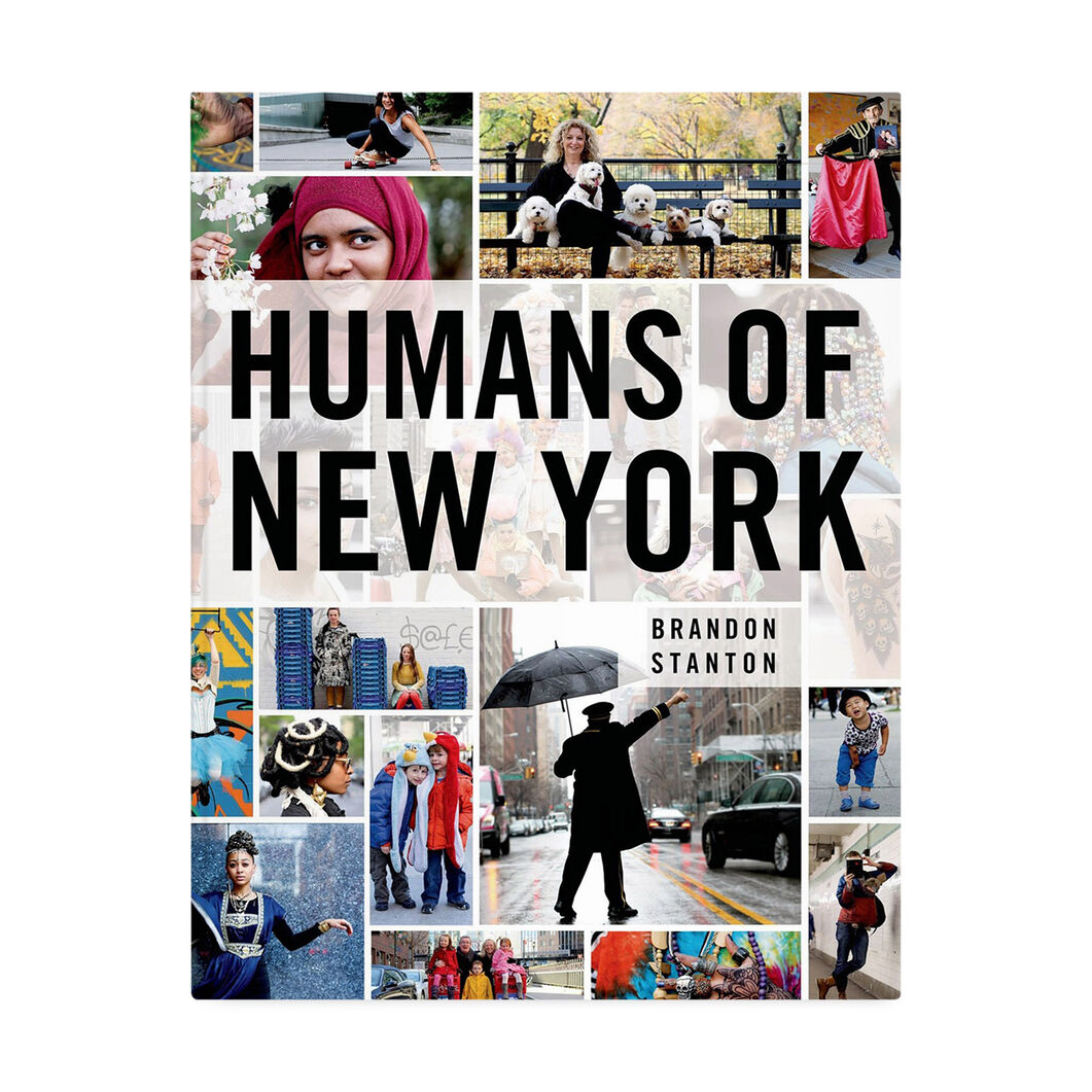 Humans of New York in color