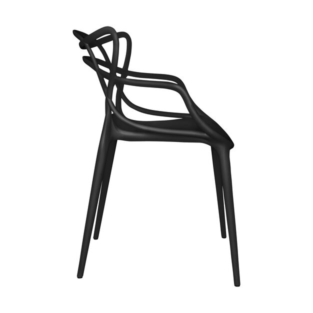 Masters Chair  Black in color Black