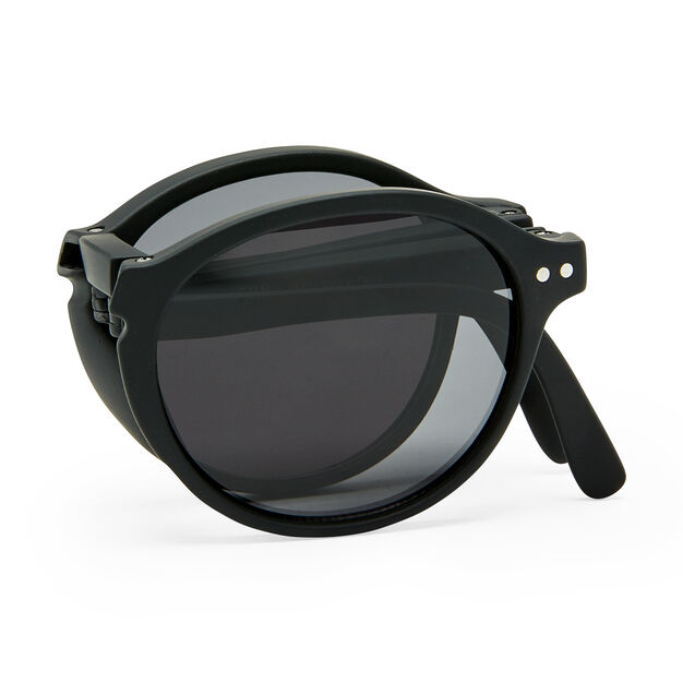 IZIPIZI Foldable Sunglasses #F in color Black