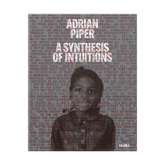 Adrian Piper: A Synthesis of Intuitions 1965–2016 in color