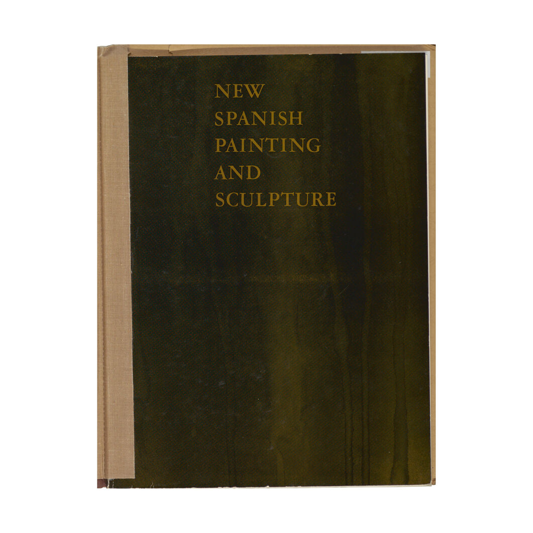 New Spanish Painting and Sculpture - Paperback in color