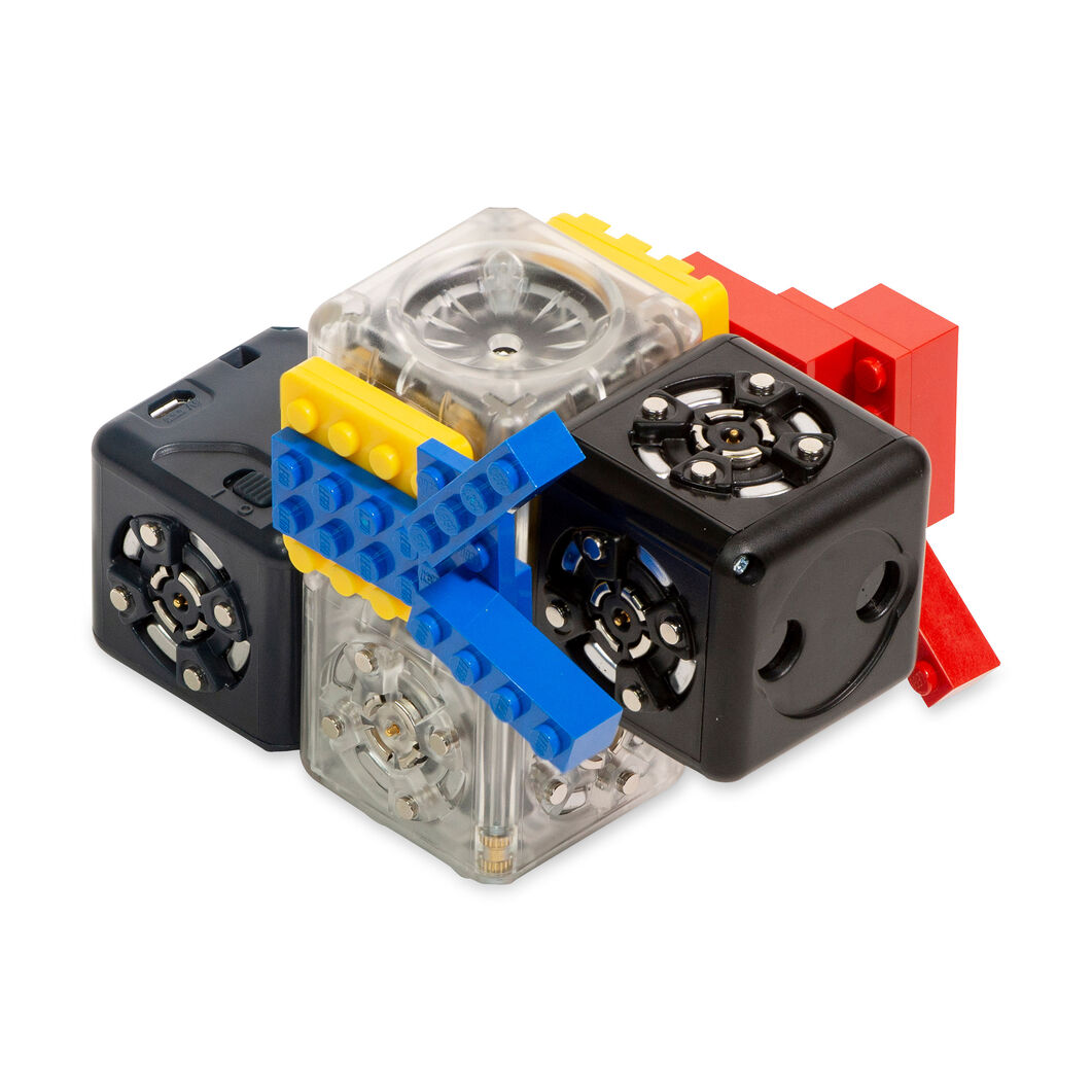 Cubelets Robot Blocks Sets in color Discovery