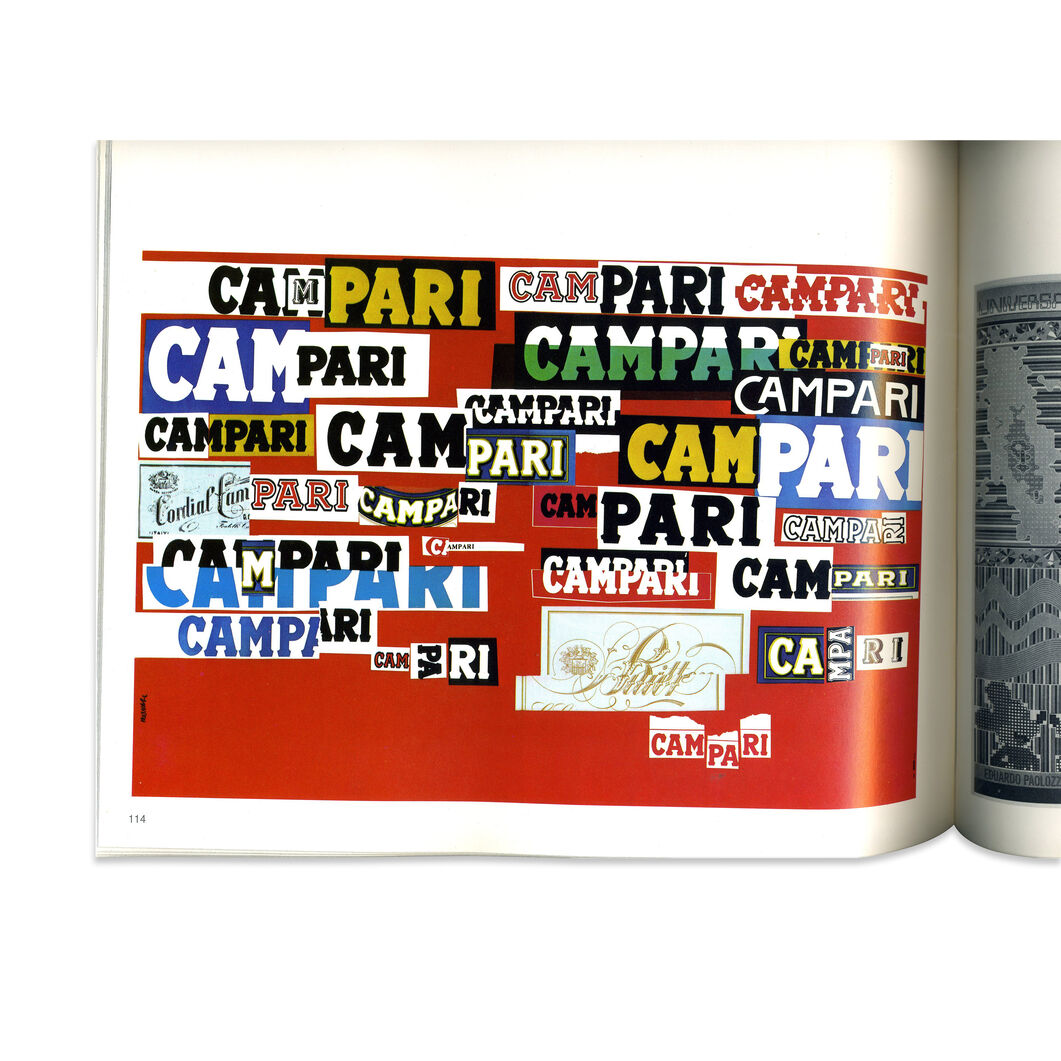 Word and Image: Posters and Typography from the Design Collection of the Museum of Modern Art - Hardcover in color