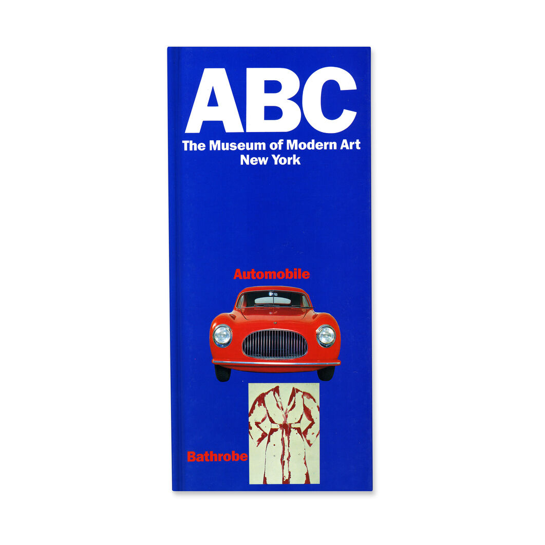ABC. The Museum of Modern Art, New York. - Hardcover in color