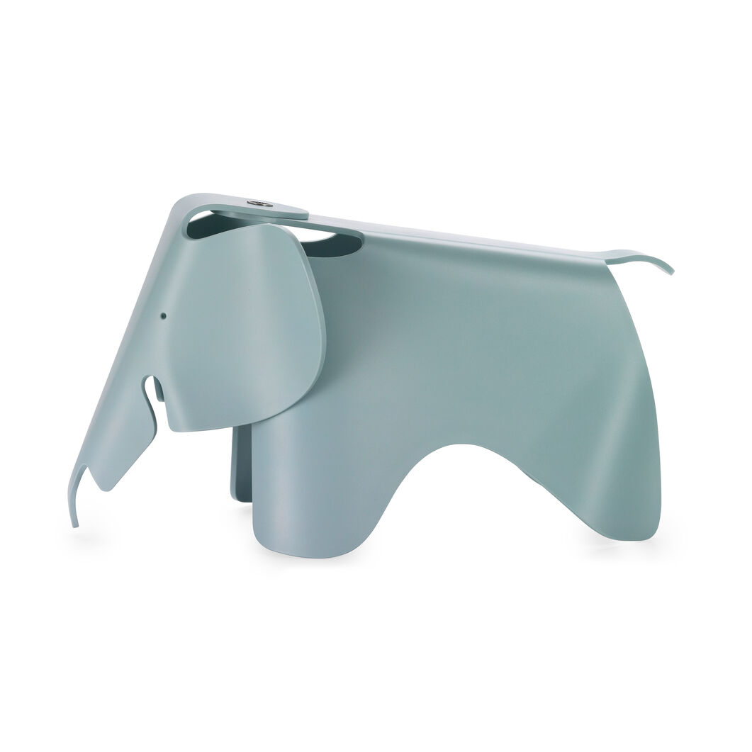 Colorful Eames® Elephant in color Gray