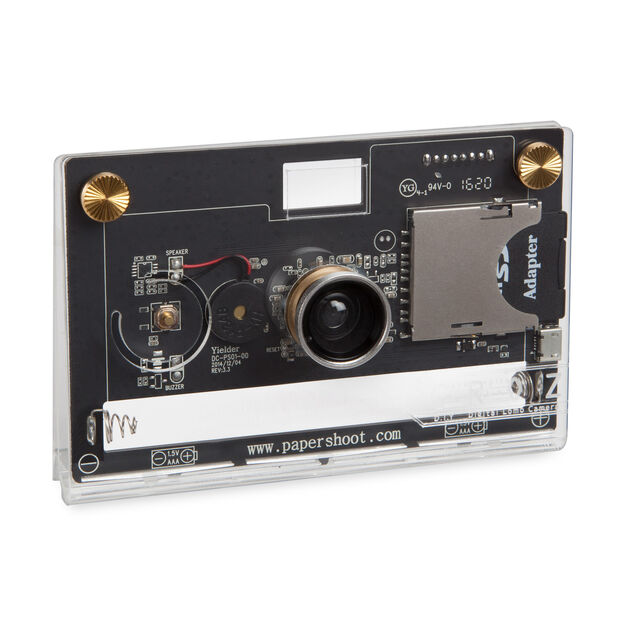 CROZ DIY Digital Camera in color