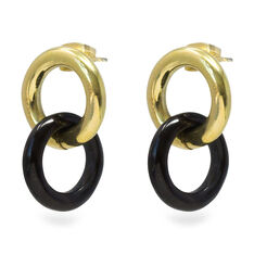 Soko Kumi Ring Studs in color