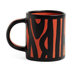 HAY Woods Mug in color Red