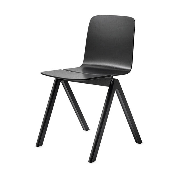 Bouroullec Brothers Copenhague Chair Oak in color