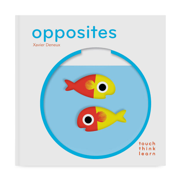 TouchThinkLearn: Opposites in color