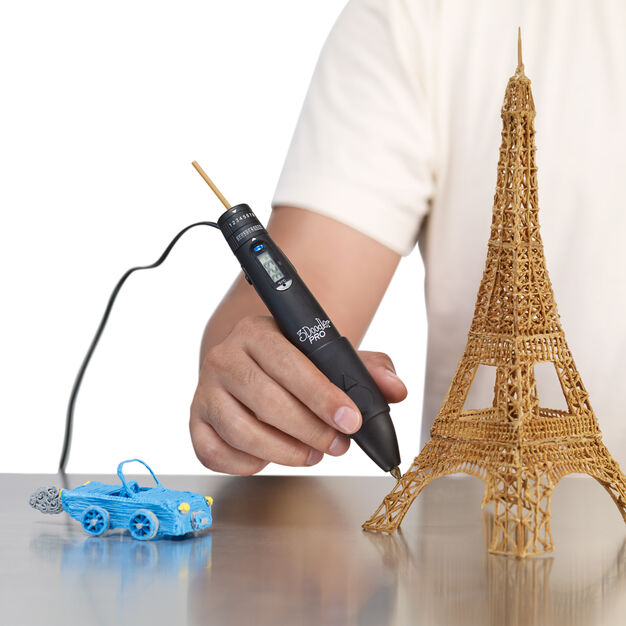 3Doodler PRO in color Black