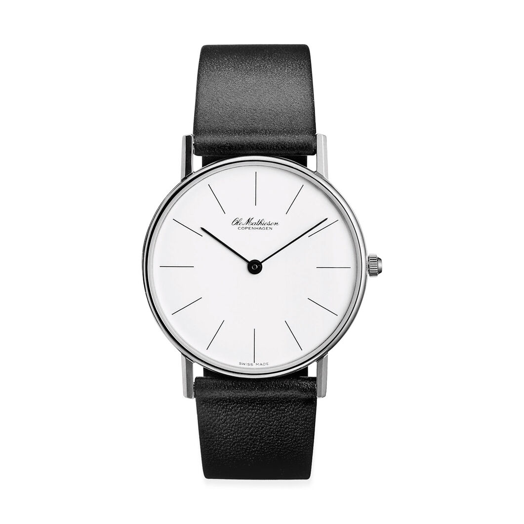 Index Watch in color White